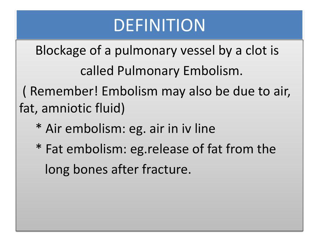 pulmonary embolism / dvt by dr waqar mbbs, mrcp asst. professor