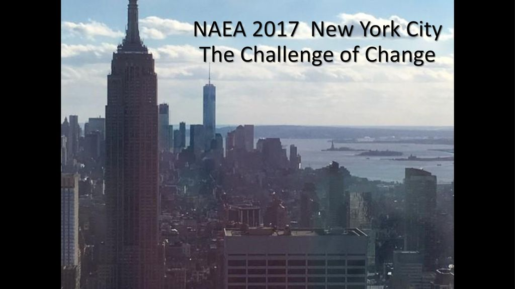 NAEA Conference and How to Get There  - ppt download