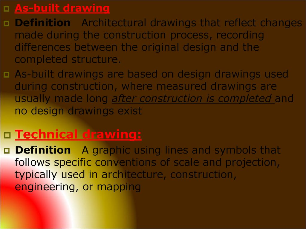 building planning and drawing - ppt download