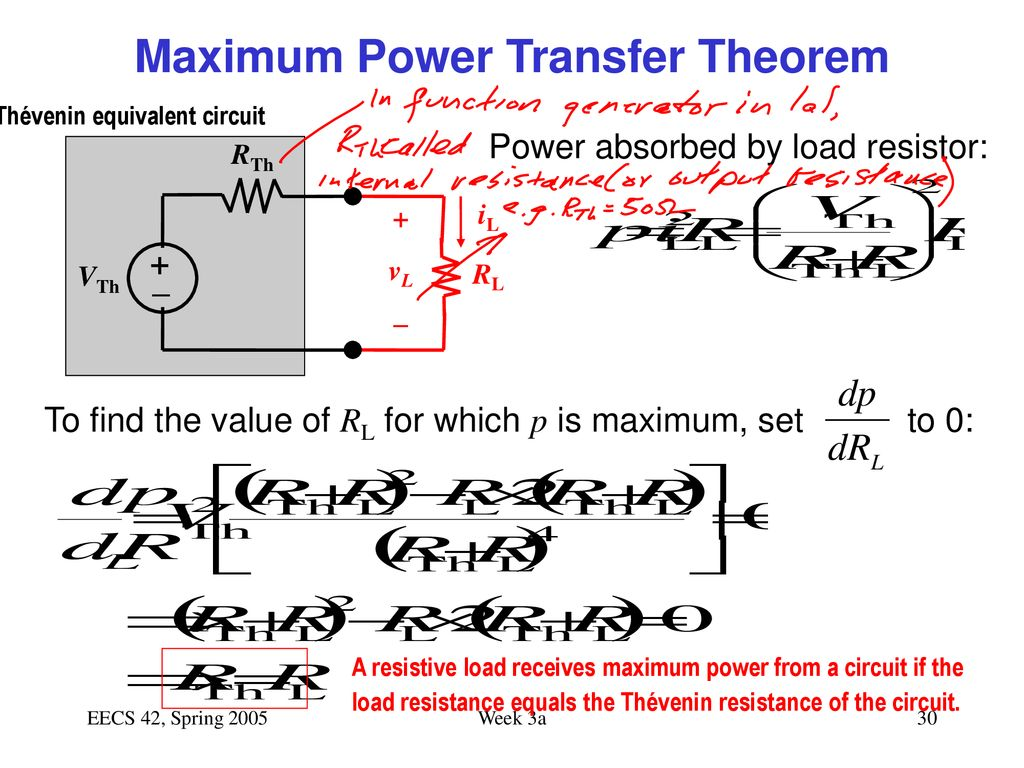 Announcements New Topics Mesh Loop Method Of Circuit Analysis Image For A Find The Open Voltage Across Terminals And B 30 Maximum Power Transfer Theorem