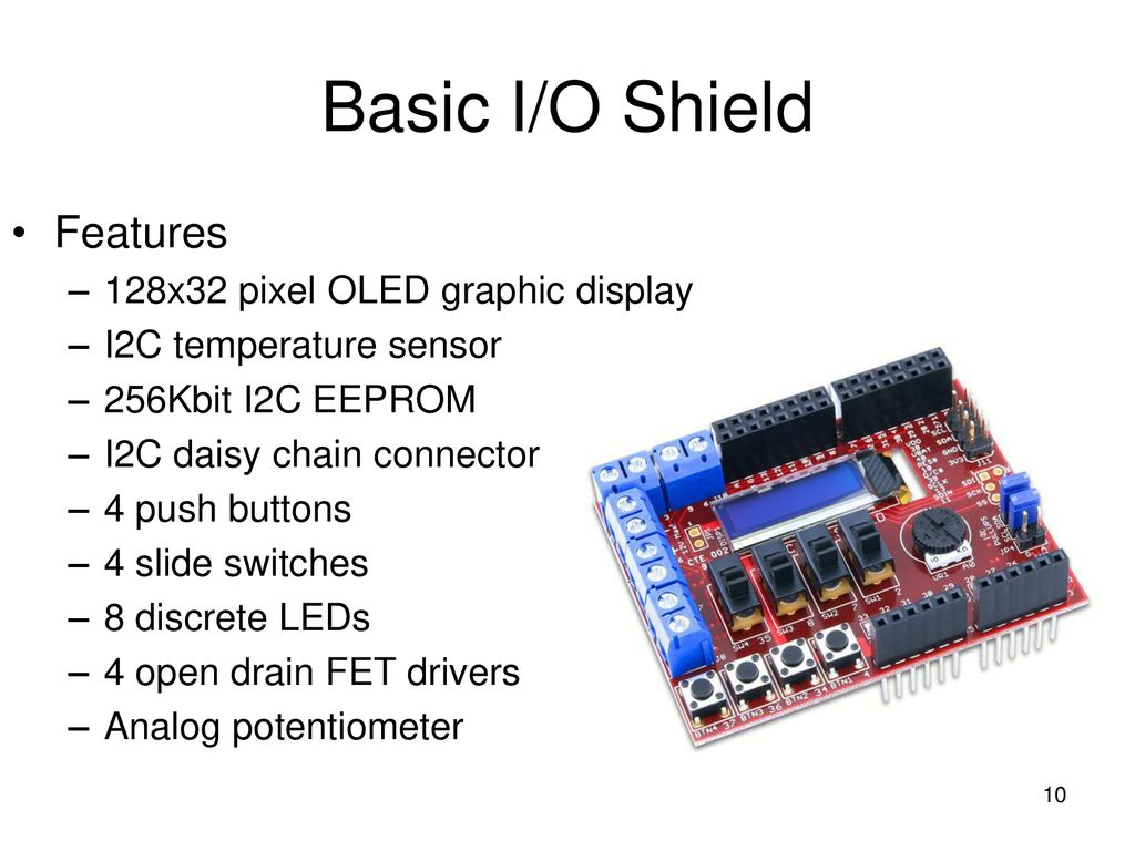 ACOE343 - Real-Time Embedded Processor Systems - ppt download