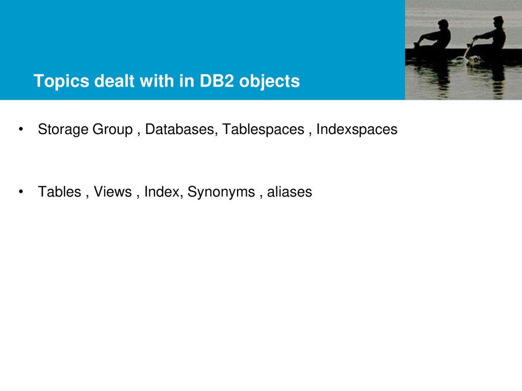 Db2 Ibm S Relational Dbms Ppt Download
