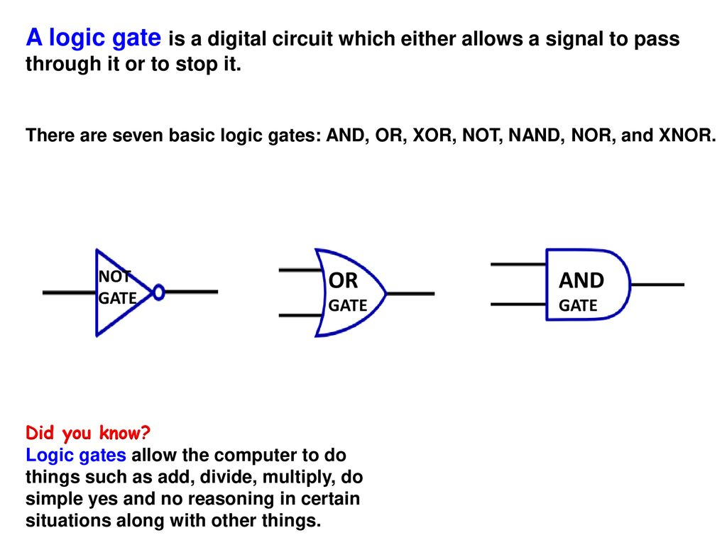 And Or Nand Nor Xor Xnor diagrams of xor and xnor gates as well logic gate circuit