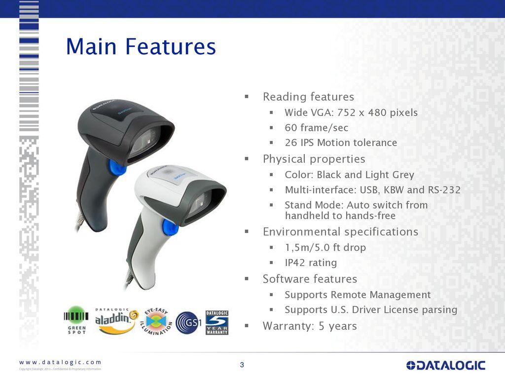 datalogic quickscan qd2430 driver download