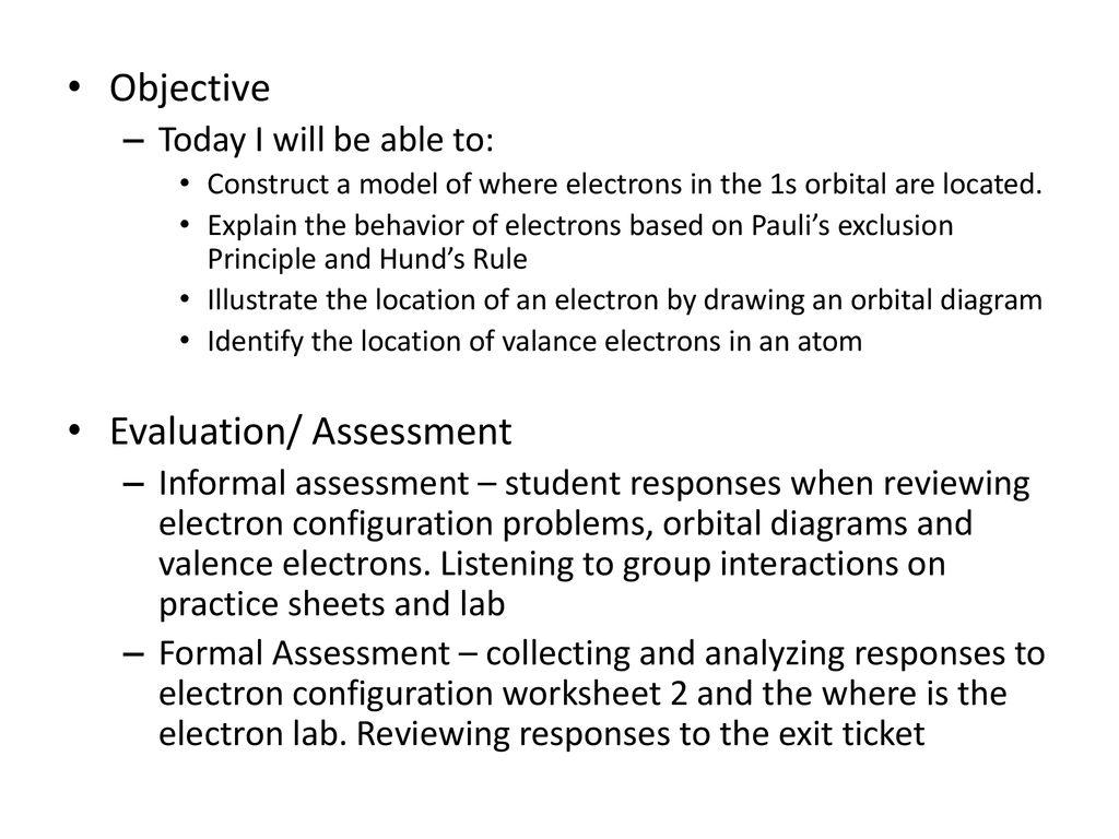 Evaluation Assessment Ppt Download