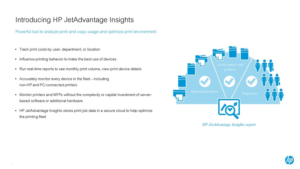 Gain powerful insights into your print environment - ppt