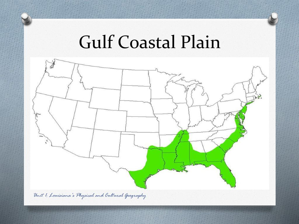 Louisiana\'s Physical and Cultural Geography - ppt download