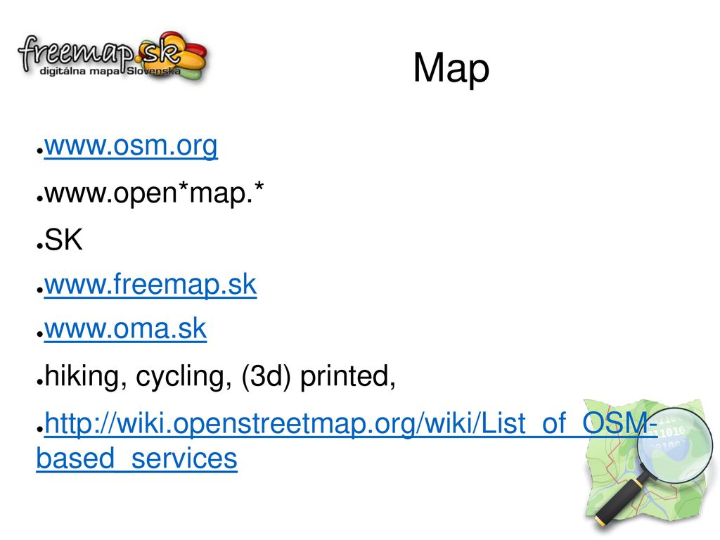the Free Wiki Map of the World - ppt download