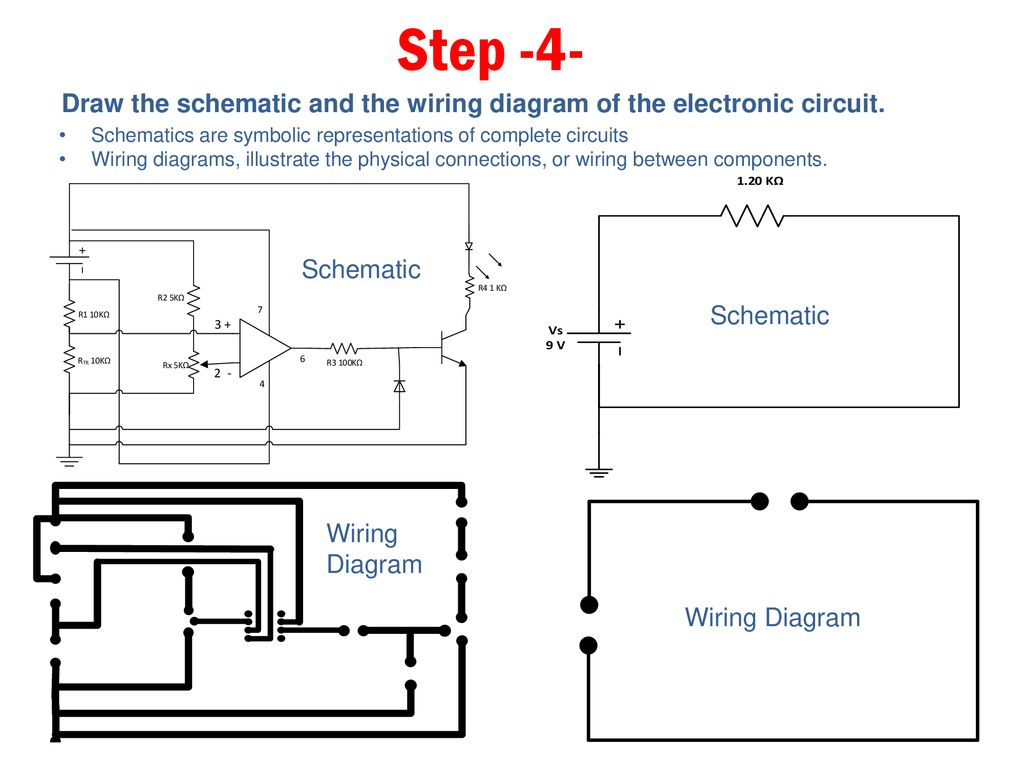 A Printed Circuit Board Ppt Download How To Draw Wiring Diagram Step 4 The Schematic And Of Electronic