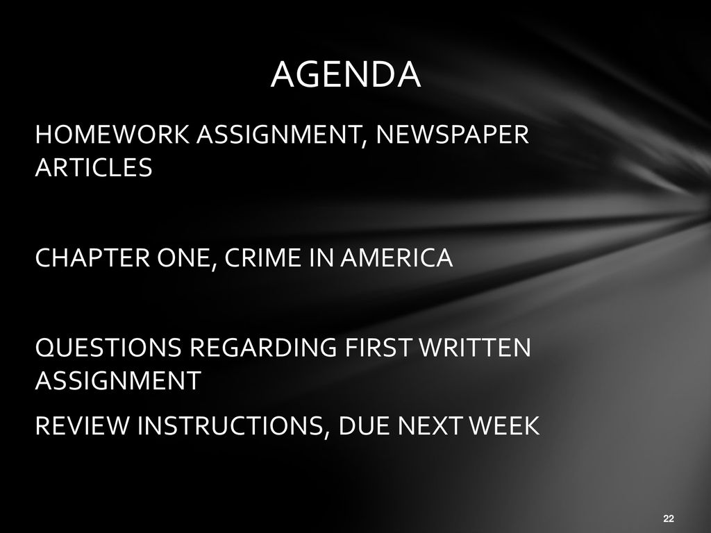 Introduction to Criminal Justice - ppt download