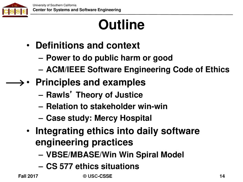 Software Engineering Ethics - ppt download
