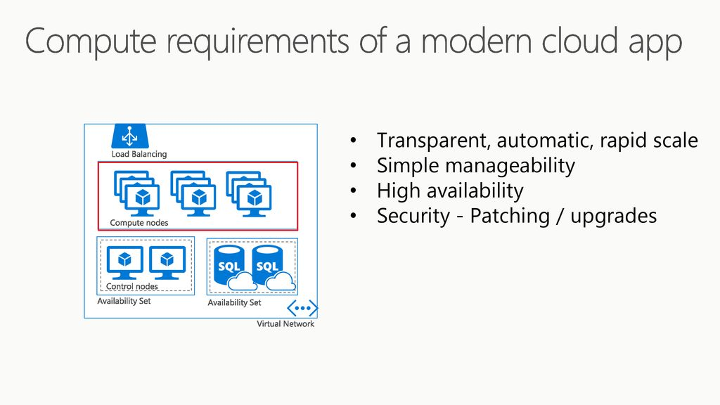 Autoscale your applications with VM Scale Sets - ppt download