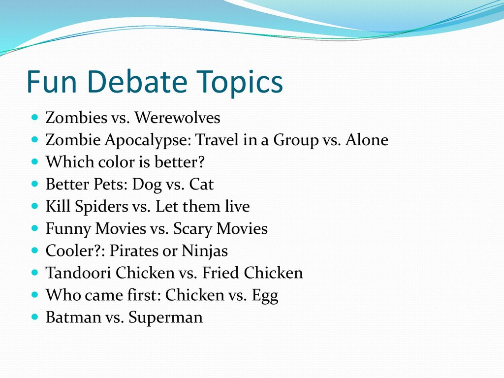 140 interesting powerpoint presentation topics for college.