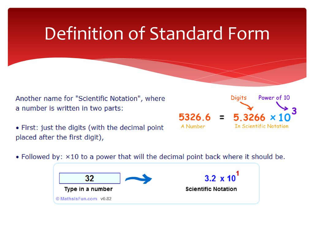 Week 14 Hcf Lcm Standard Form Ppt Download