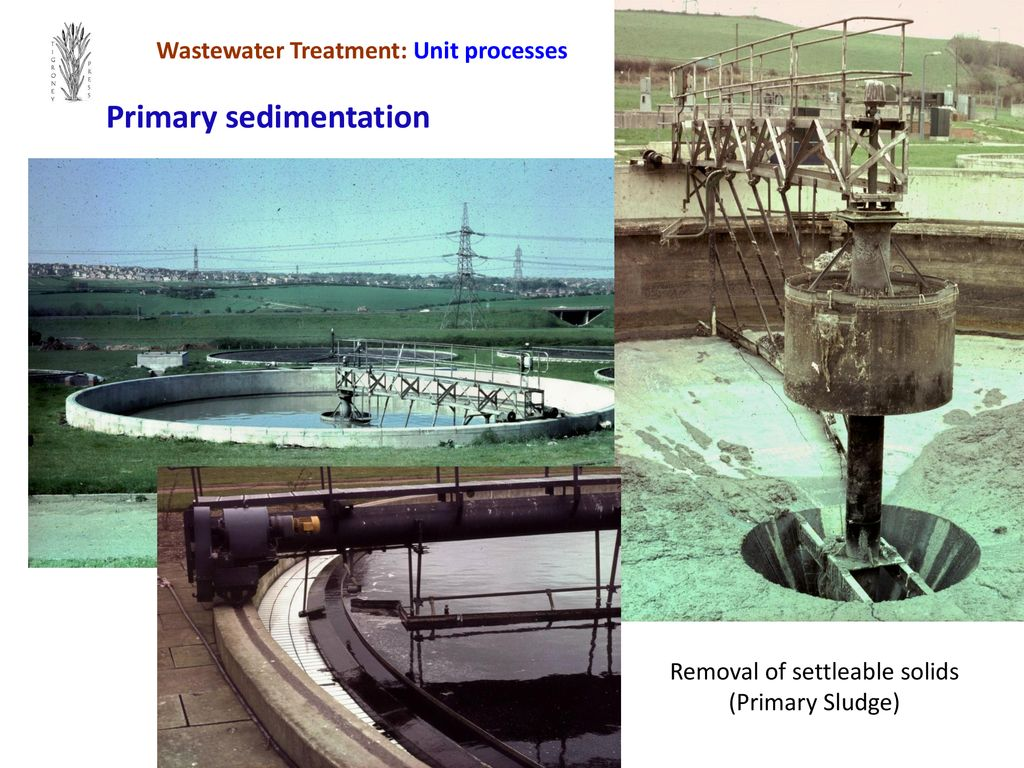 Wastewater Treatment Introduction to Unit processes - ppt download
