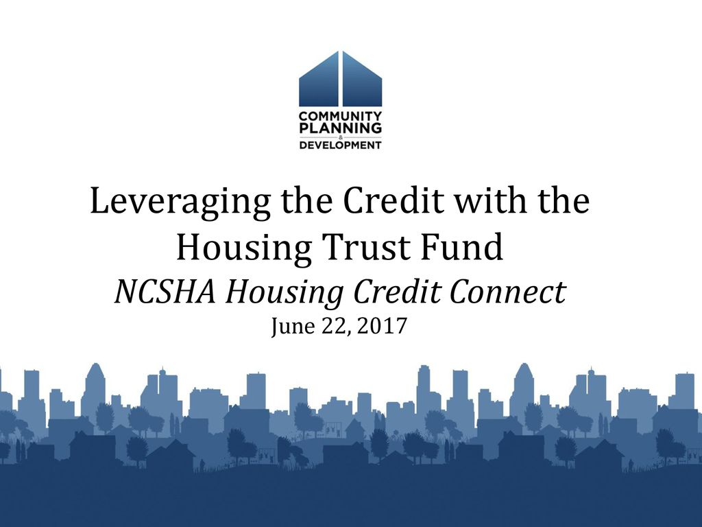 How to connect the credit of trust