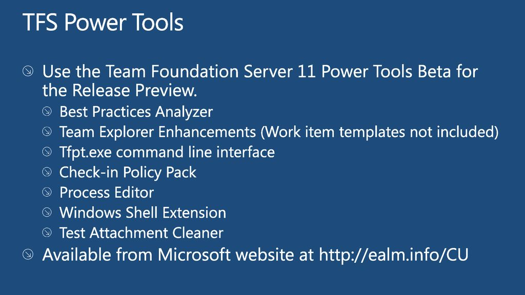 The Accidental Team Foundation Server Admin - ppt download