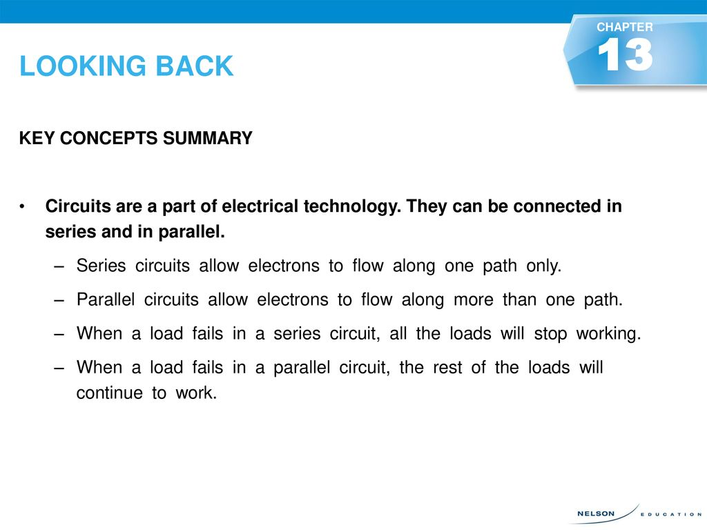 Electrical Quantities In Circuits Ppt Download Circuit Parallel And Series 20 13