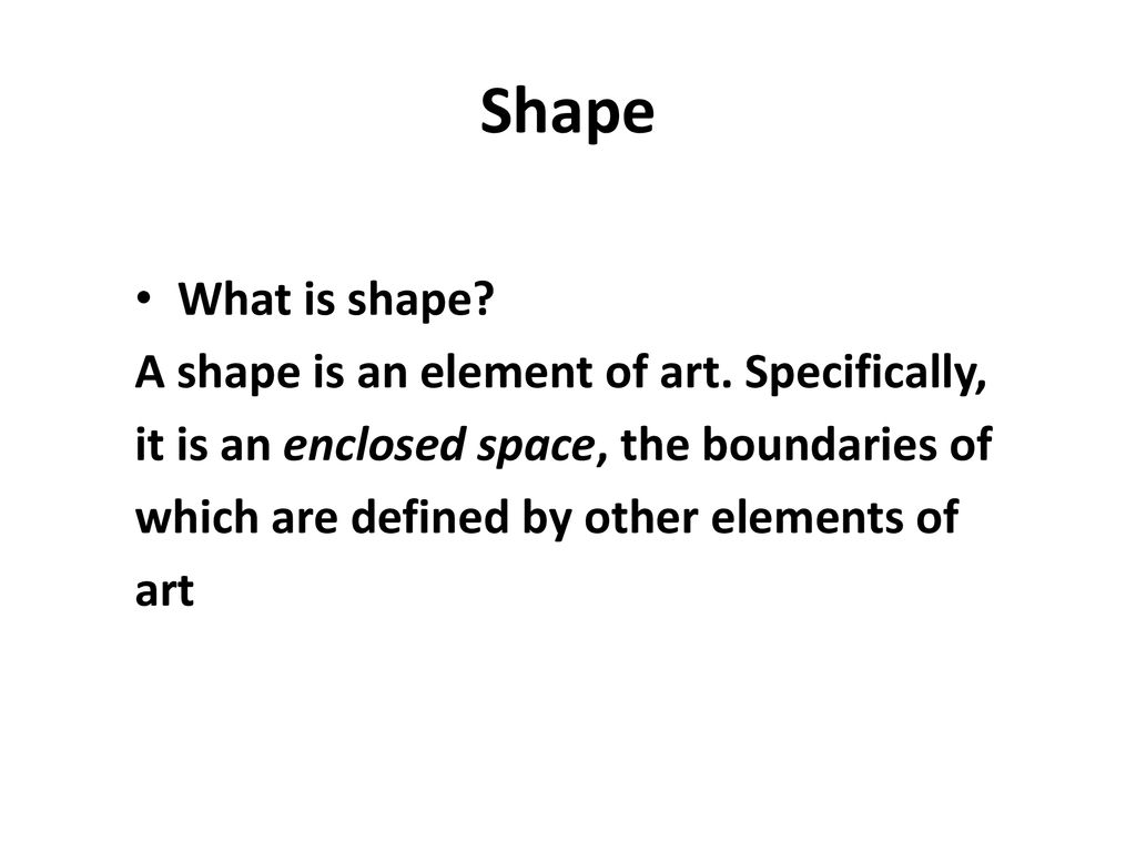 principles and elements of art - ppt download