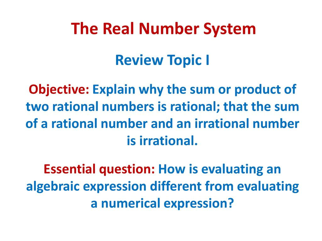 Simplify the following algebraic expression: - ppt download