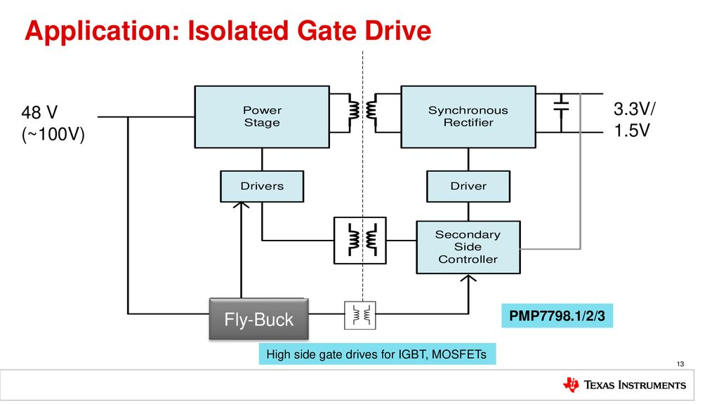 Simplifying Isolated Bias Supplies with Fly-Buck Converters