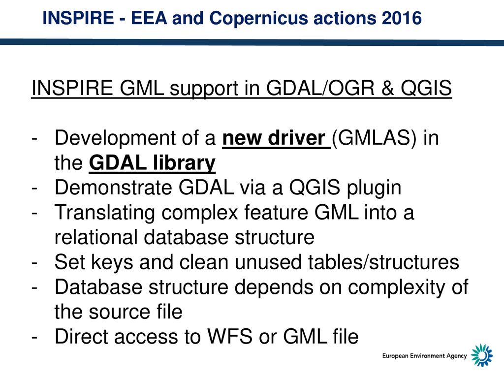 Support for INSPIRE GML in Quantum GIS - ppt download