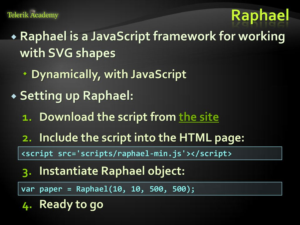 A framework to create SVG graphics - ppt download