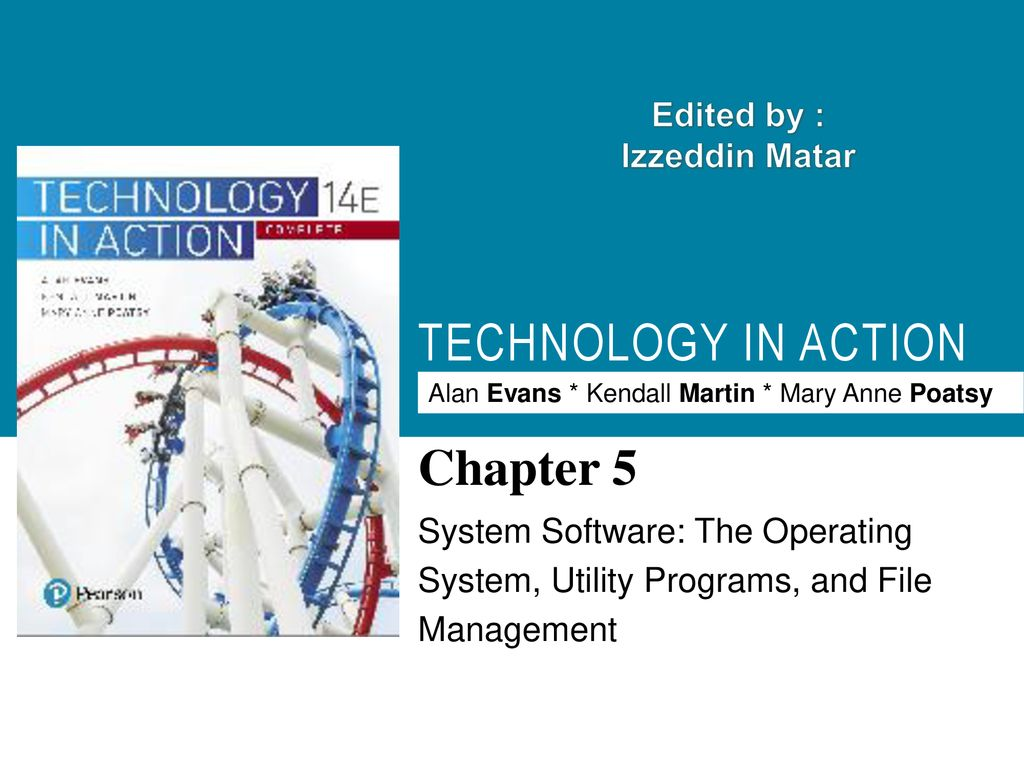 technology in action chapter 5