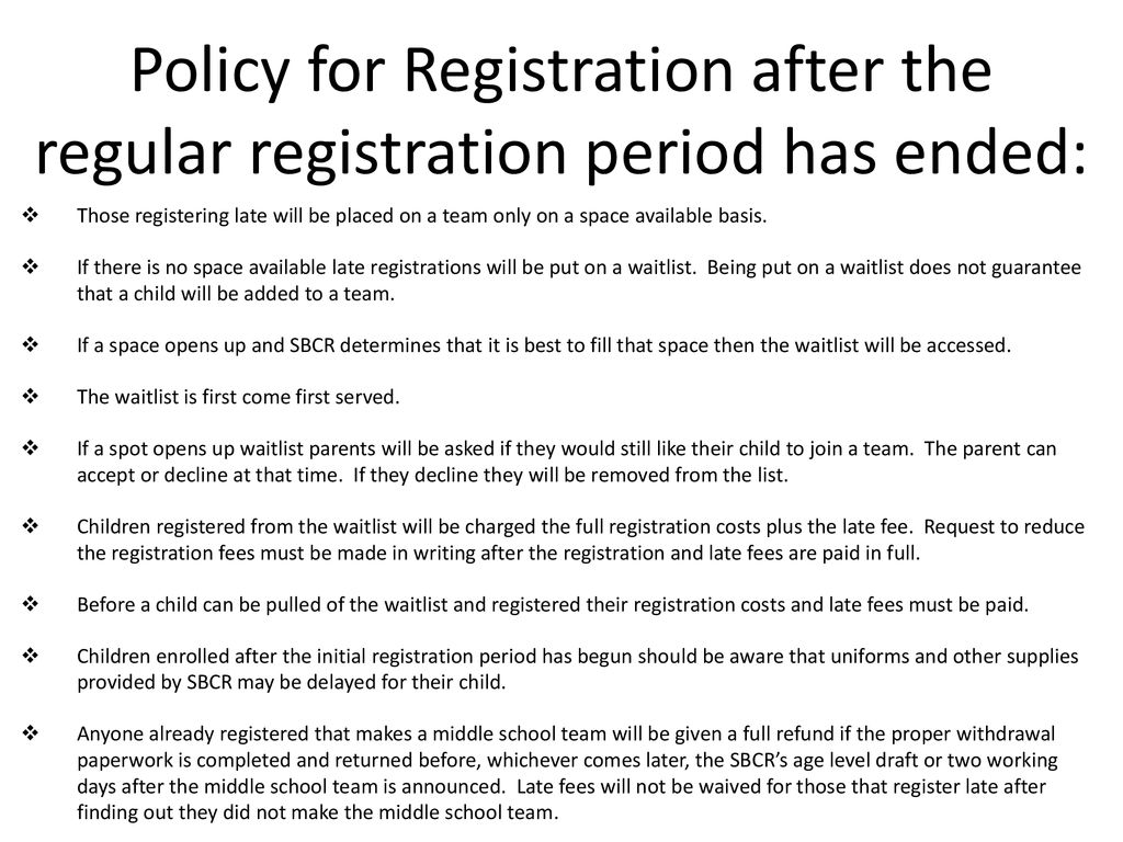 What is the period given for registration of the car registration after the sale transaction 61