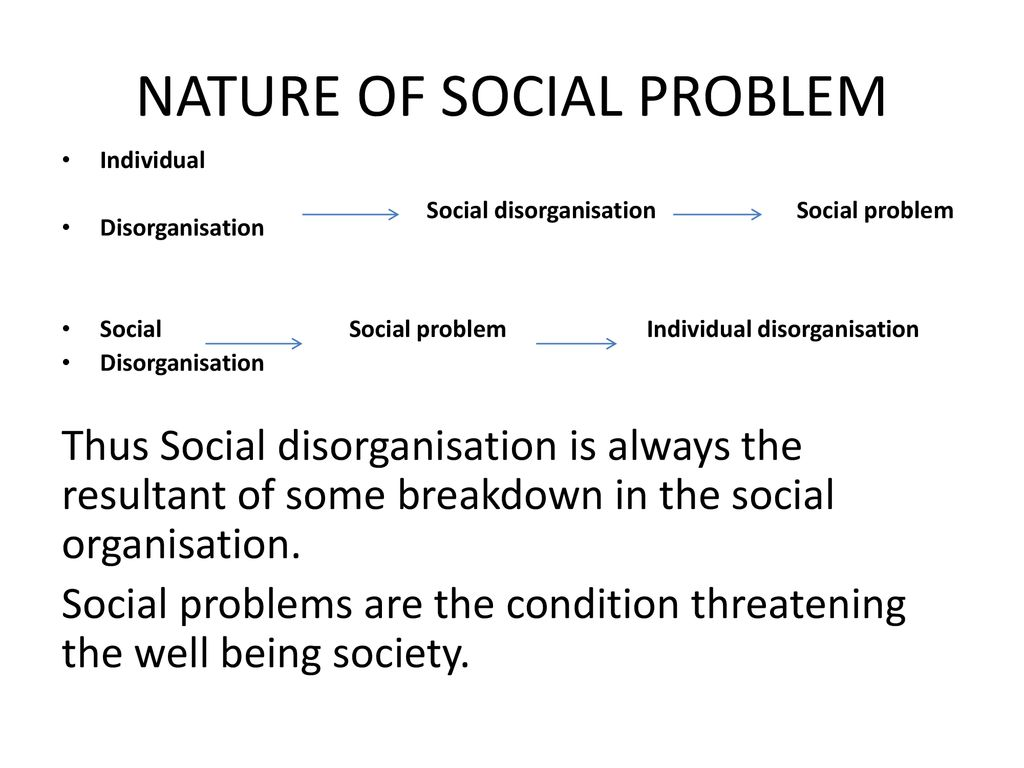 SOCIAL PROBLEMS BY INDU KUMAR  - ppt download