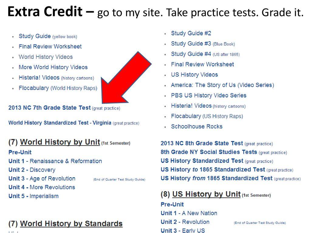 Us History Unit 7 Practice Test