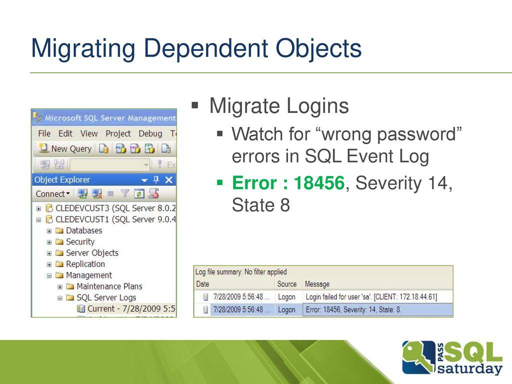 SQL Server BINGO Install, Migration and Configuration