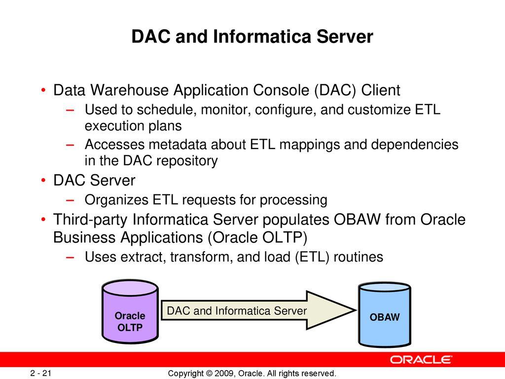 Oracle BI Enterprise Edition Architecture - ppt download