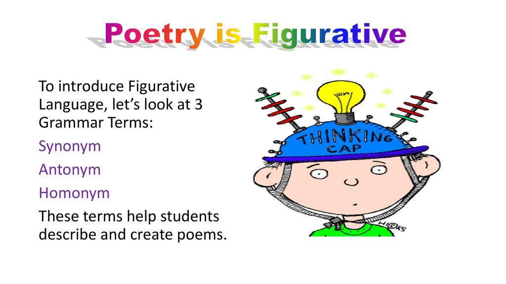 "67  FIGURATIVE LANGUAGE ""Figurative Language are words and"