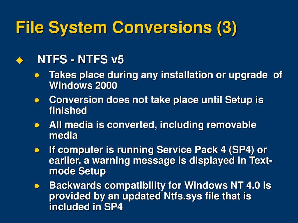 Microsoft® Windows® 2000: The Setup Process David Morgan