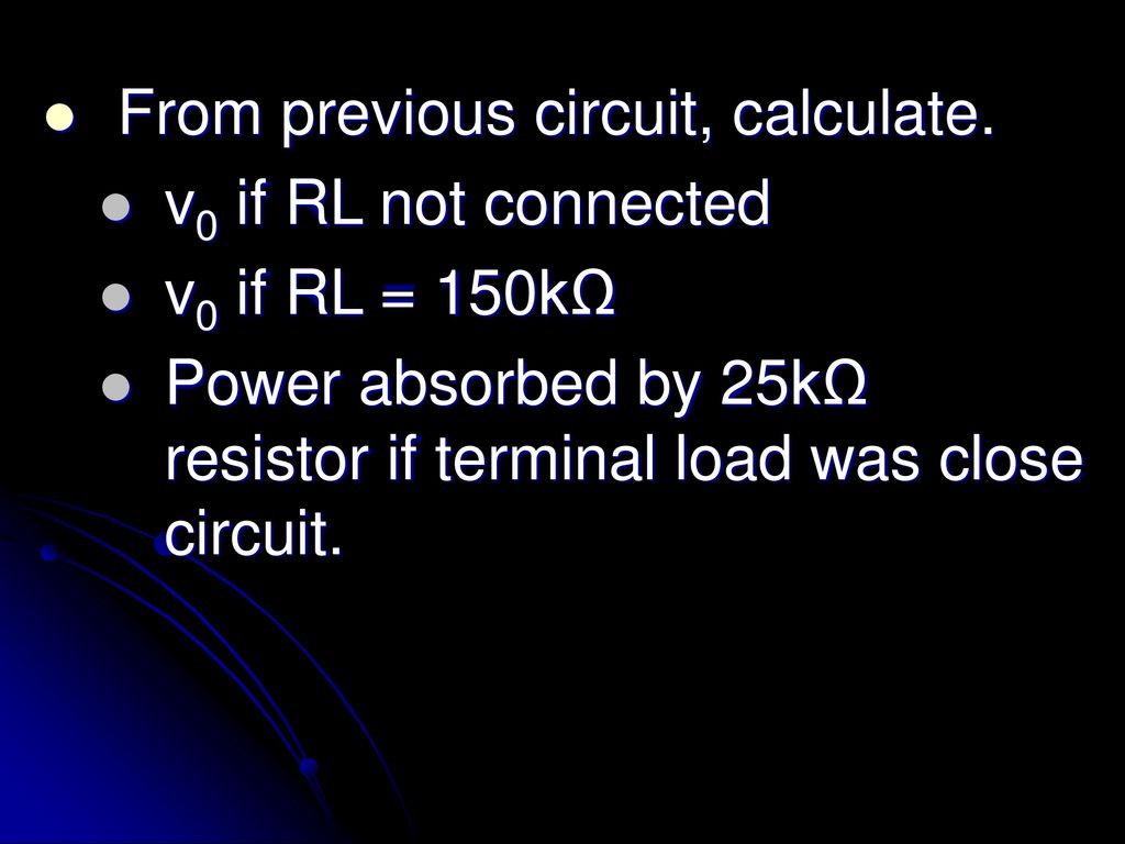Resistance Circuits Ppt Download Resistive Series Parallel Rlc Circuit Graphic From Previous Calculate