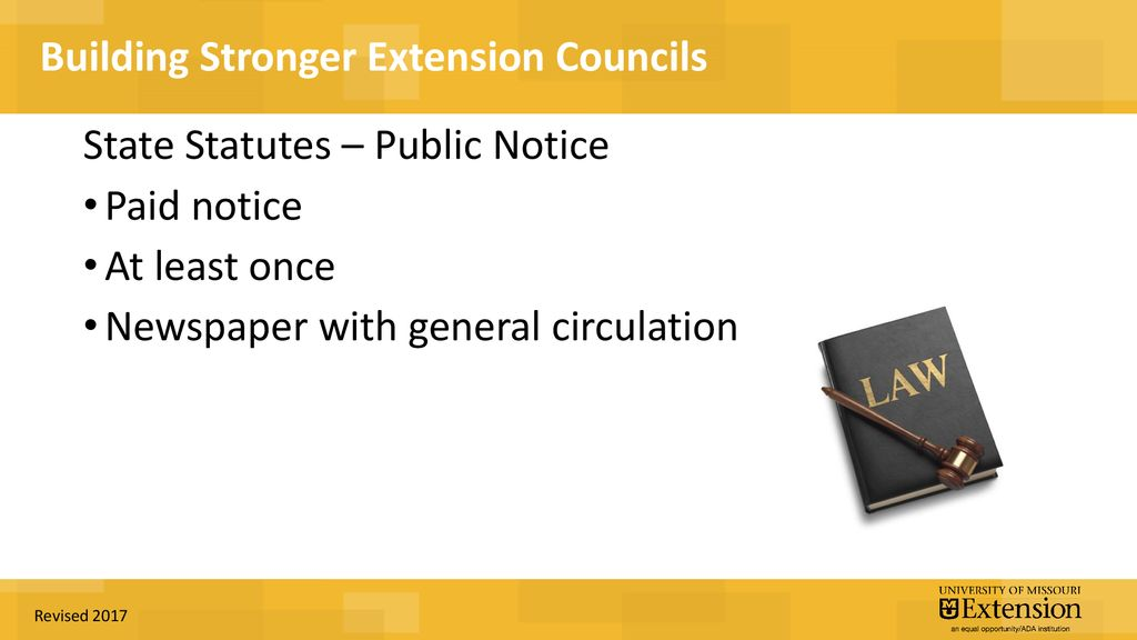 Conducting Council Elections - ppt download
