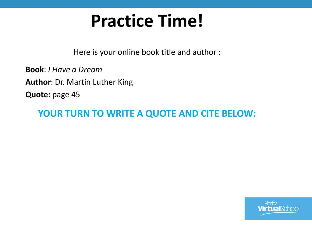 write a quote online