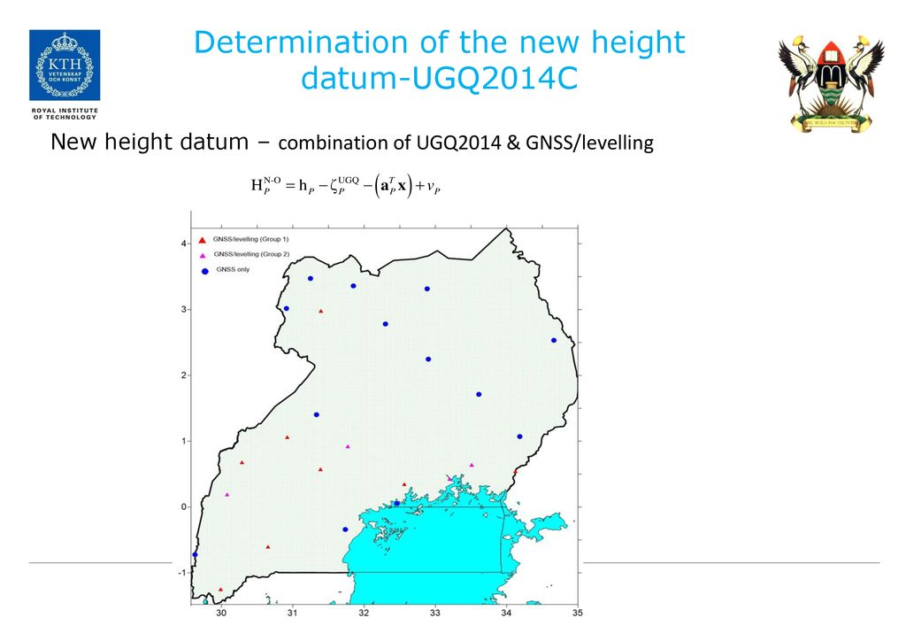 A NEW HEIGHT DATUM FOR UGANDA - ppt download
