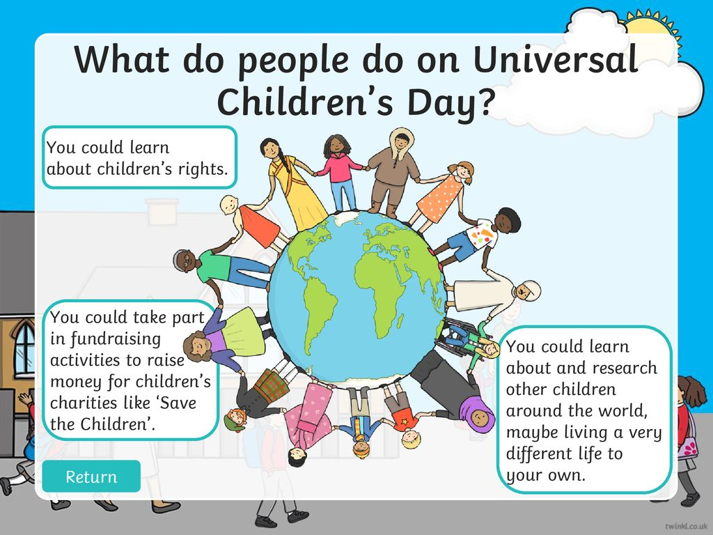Aims To Understand When Universal Children S Day Is Ppt Download