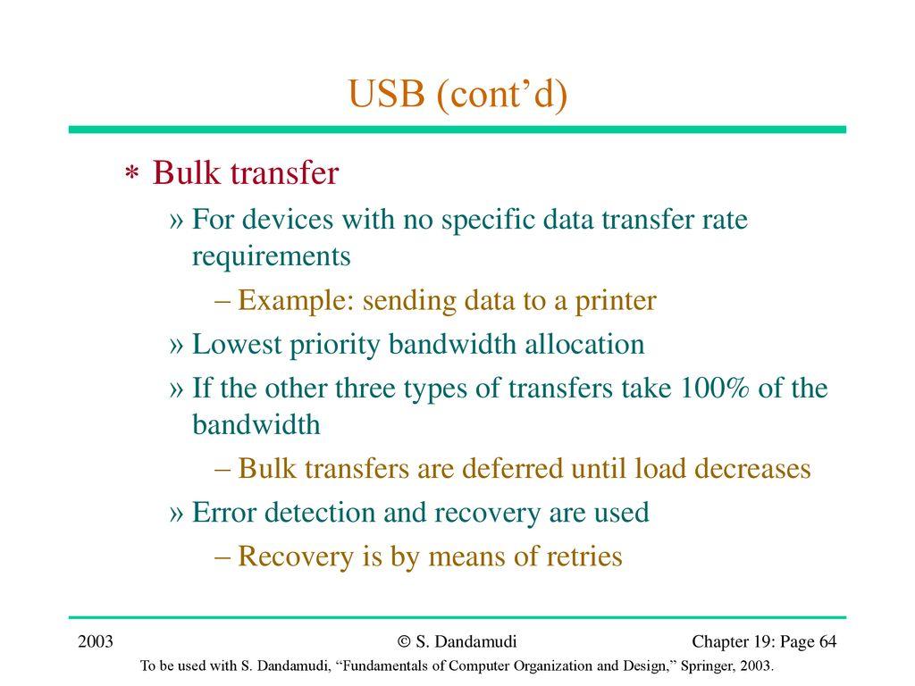Input/Output Organization - ppt download