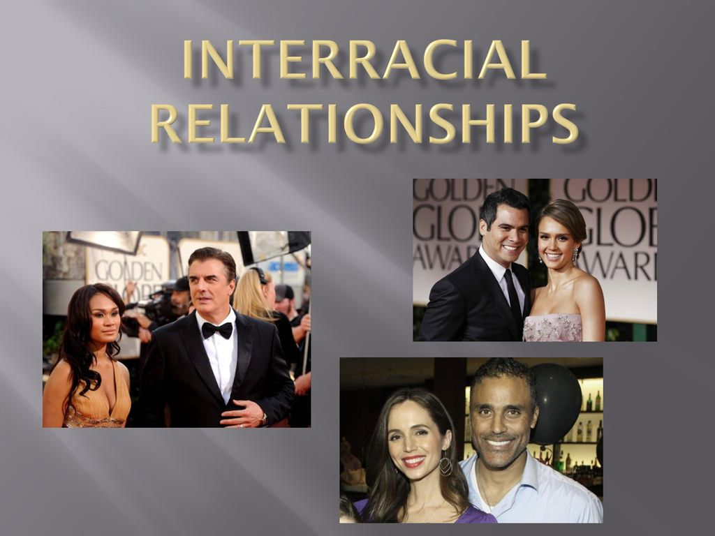 interracial dating research questions