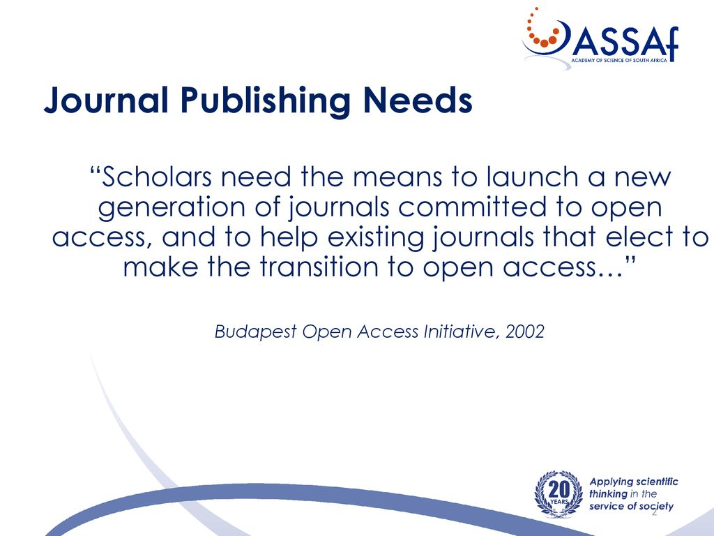 Online Journal Management using Open Journal Systems (OJS) - ppt