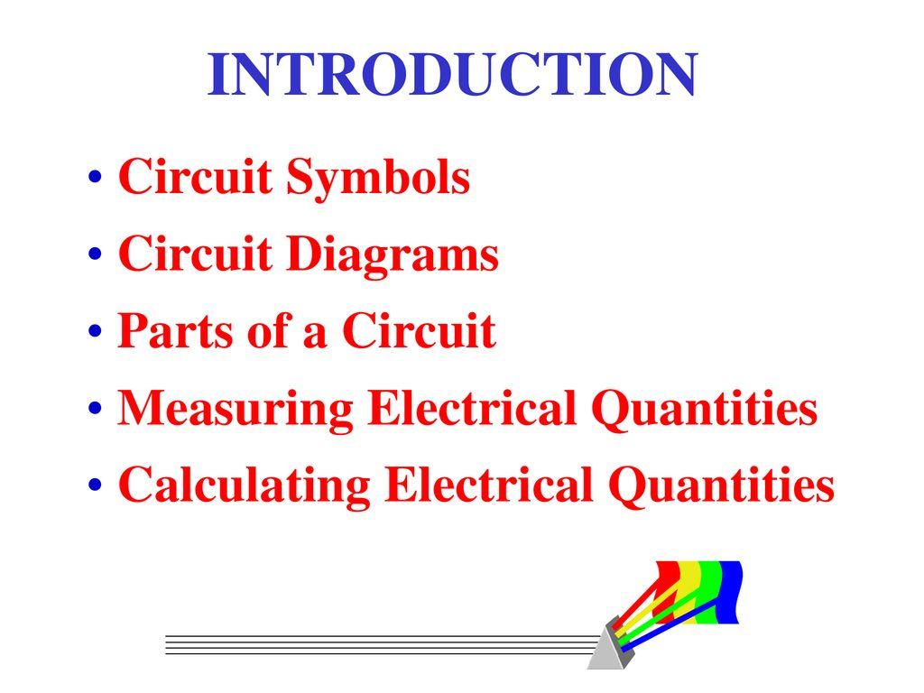 Principles Applications Ppt Download Symbols Of Circuit Diagram Introduction Diagrams Parts A