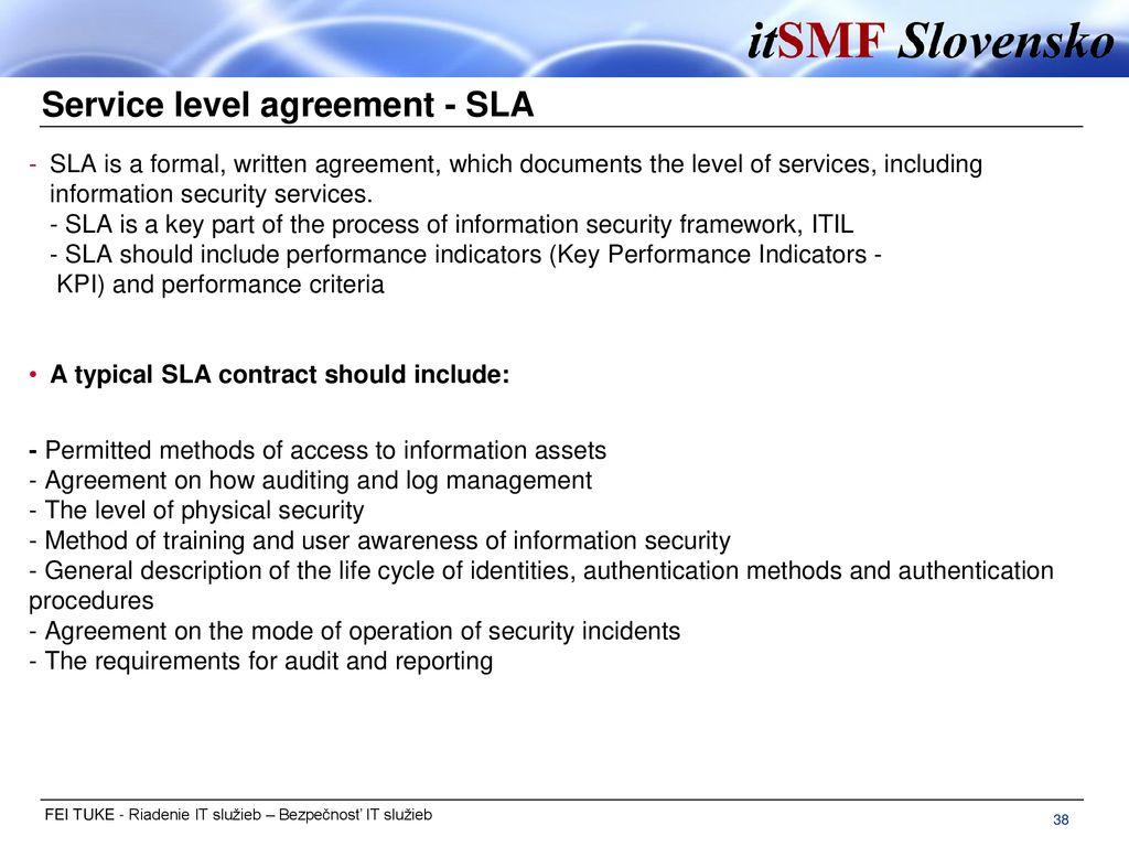It Services Security It Enviroment Management Ppt Download