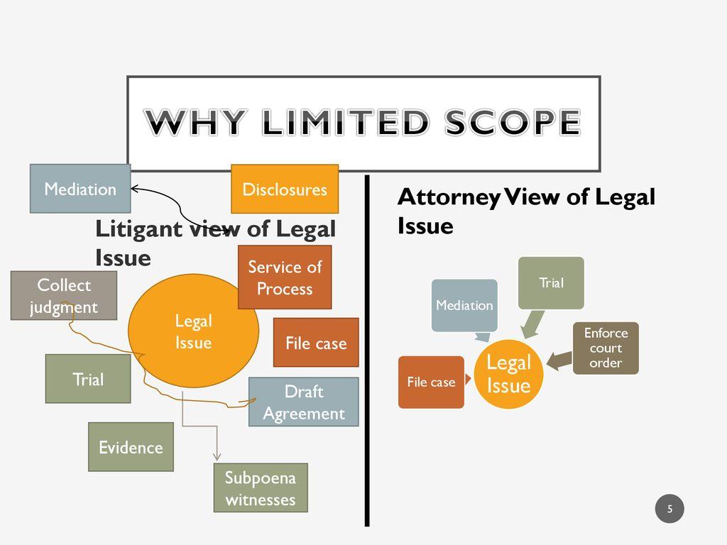 Limited Scope Representation Unbundling Ppt Download