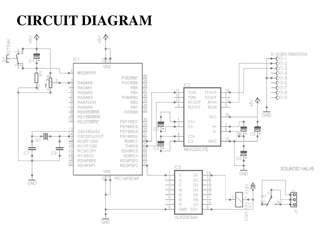 Mkmahaboob Faizudeen Ppt Download Relay Schematic Symbol Pcrelay For The 11 Circuit Diagram