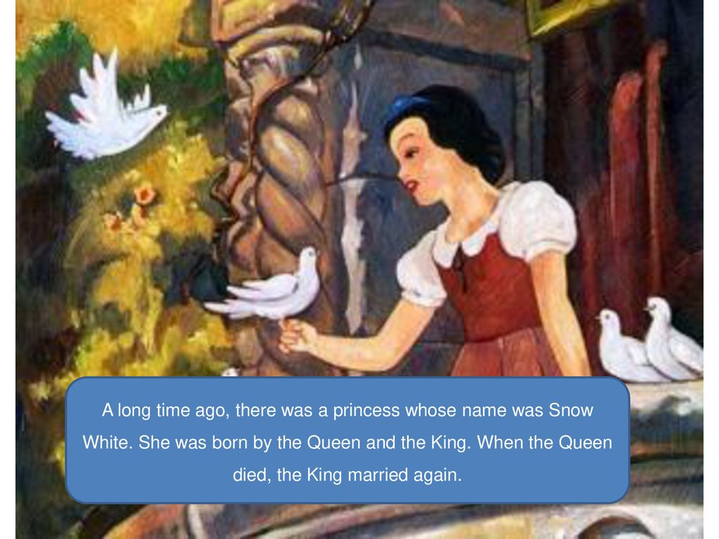 The Story of Snow White By Winarti  - ppt download