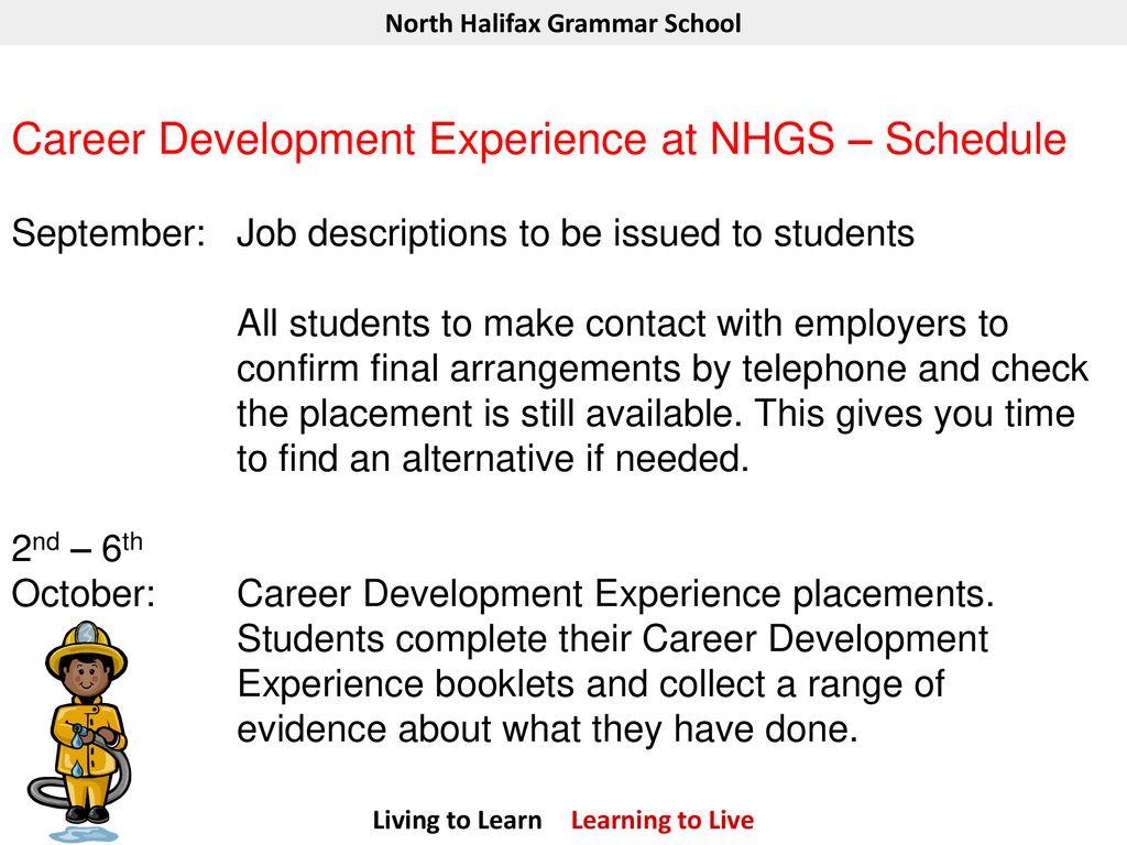 The North Halifax Grammar School-Specialist Science Academy - ppt