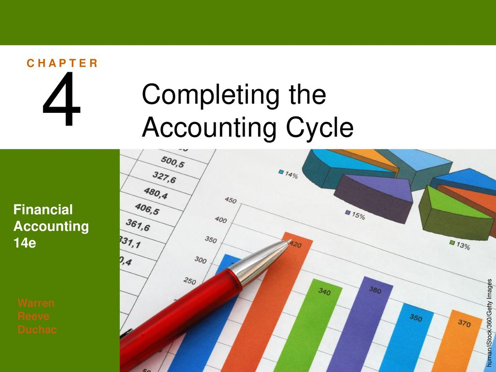 4 Completing The Accounting Cycle Financial Accounting 14e Ppt
